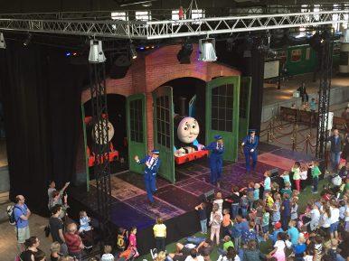 thomas de trein voorstelling