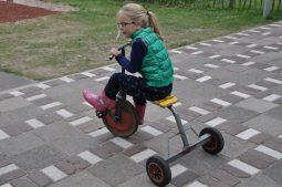 peppa big in jeugdland amsterdam