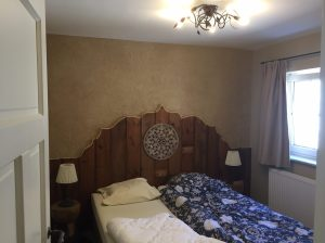 melkhuisje slaapkamer