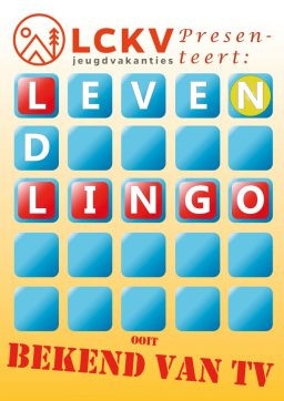 Poster Levend Lingo