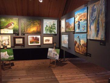timmermuseum kunst