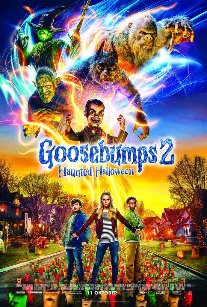 Winactie: Goosebumps 2, Haunted Halloween
