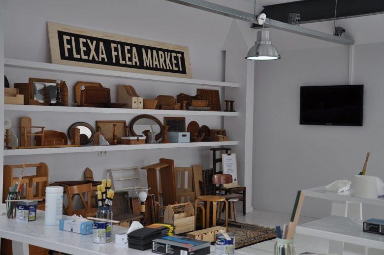 flexa vlooienmarkt