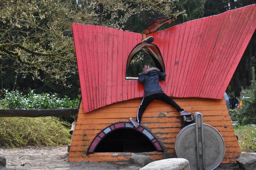 landal heideheuvel ervaring speeltuin