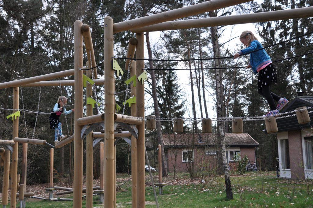 landal heideheuvel ervaring speeltuin grote kinderen