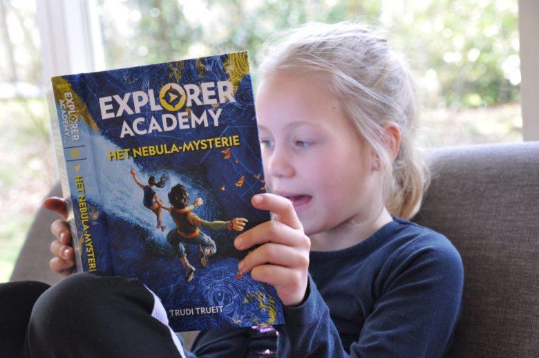 explorer academy boek