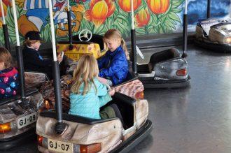europapark ervaring botsauto's