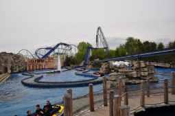 europapark ervaring attracties