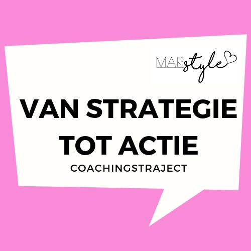 van strategie tot actie