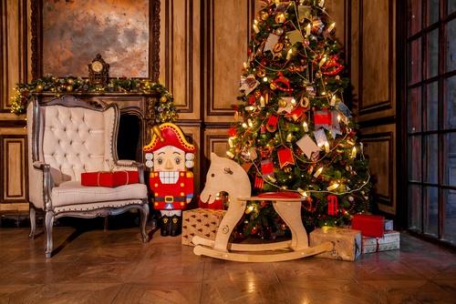 rode kerst