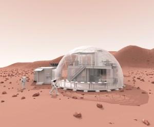 Mars Dome