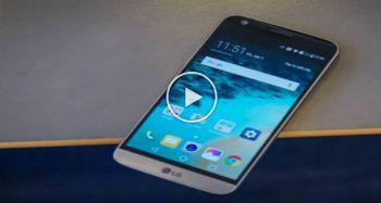 LG g5 Mobile video