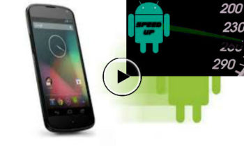 android mobile speed up
