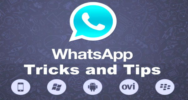 WhatsApp Latest Working tricks