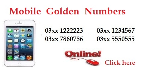 mobile golden numbers