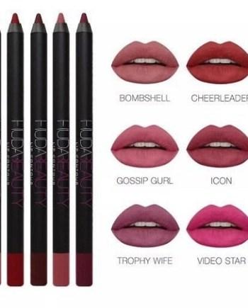 Huda Beauty 12 Lip & Eye Pencils