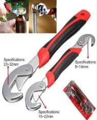 2-pcs-set-Universal-Socket-Adjustable-Open-End-Wrench-Tool-Set-Spanner
