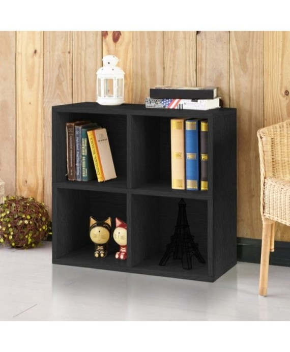 Cubby Bookcase Storage