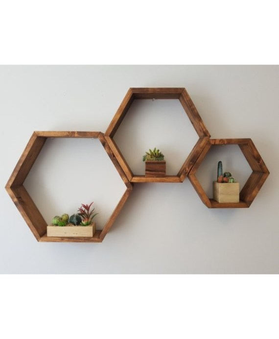jj honeycomb wall decor