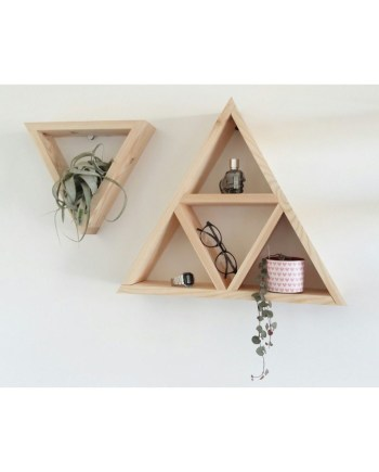 Triangle wall decor Design g