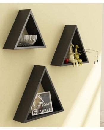 Triangle wall decor Design y
