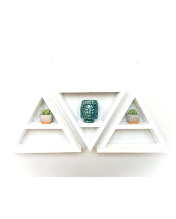 Triangle wall decor Design j