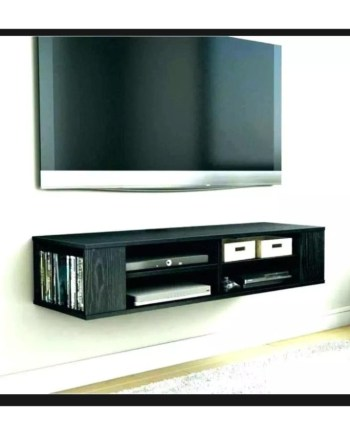 tv unit console wood