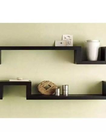 Wall Decor shelf original wood Polish