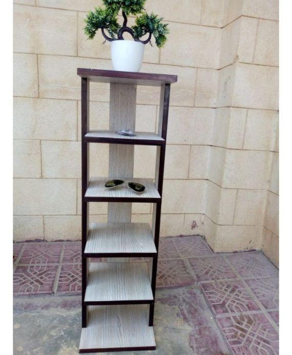 Stylish Shoe Rack Book Shelf Decoration Stand