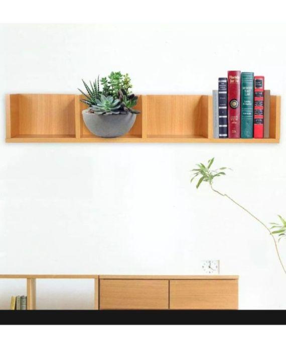 Wall Mount Media Storage