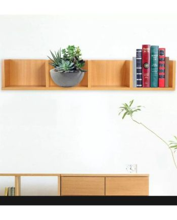 Wall Mount Media Storage