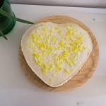 Lemon pie. Tarta de limón vegana y sin gluten