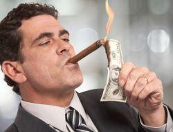 hábitos del hombre rico