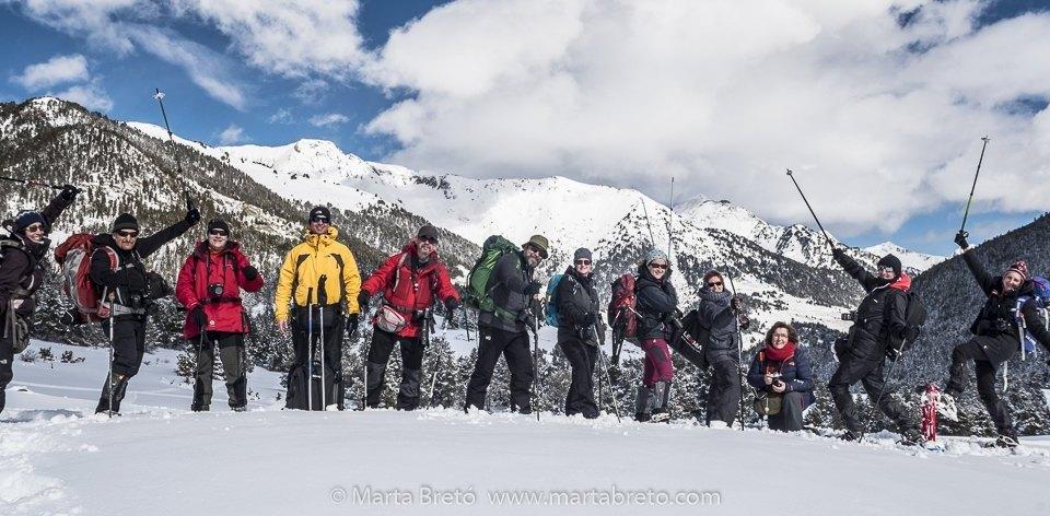 Phototrekking de invierno: Crónica y fotos