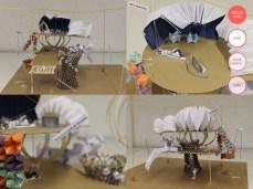 primera maqueta: collage