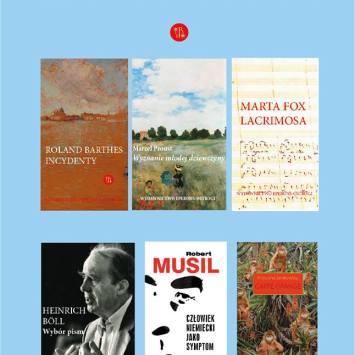 Fotorelacja z targów książki w Krakowie