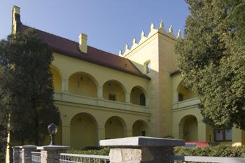 Spotkanie w Rogowie Opolskim na zamku.