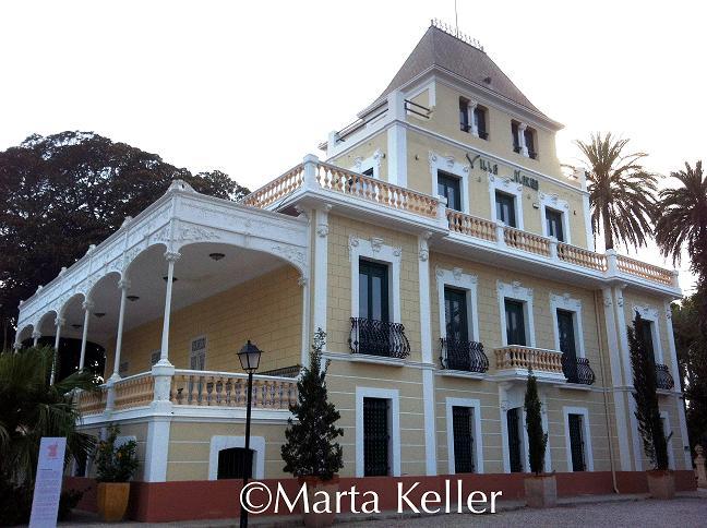 Visitas teatralizadas a Villa Marco en El Campello, Alicante