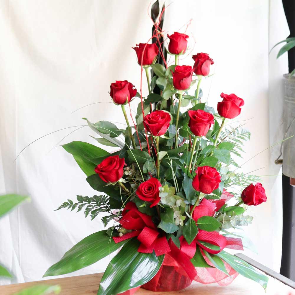Centre de Roses Vermelles