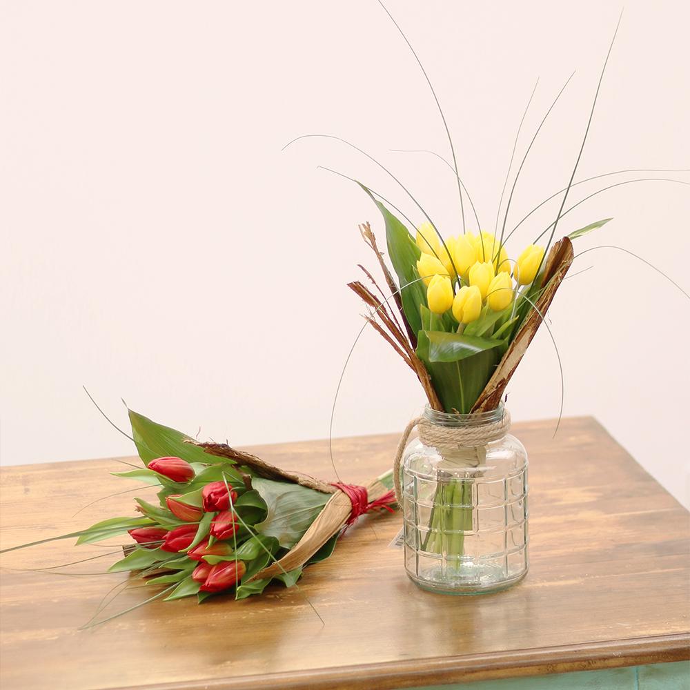 pomo ramo bouquet de tulipas martamajo flors flor natural