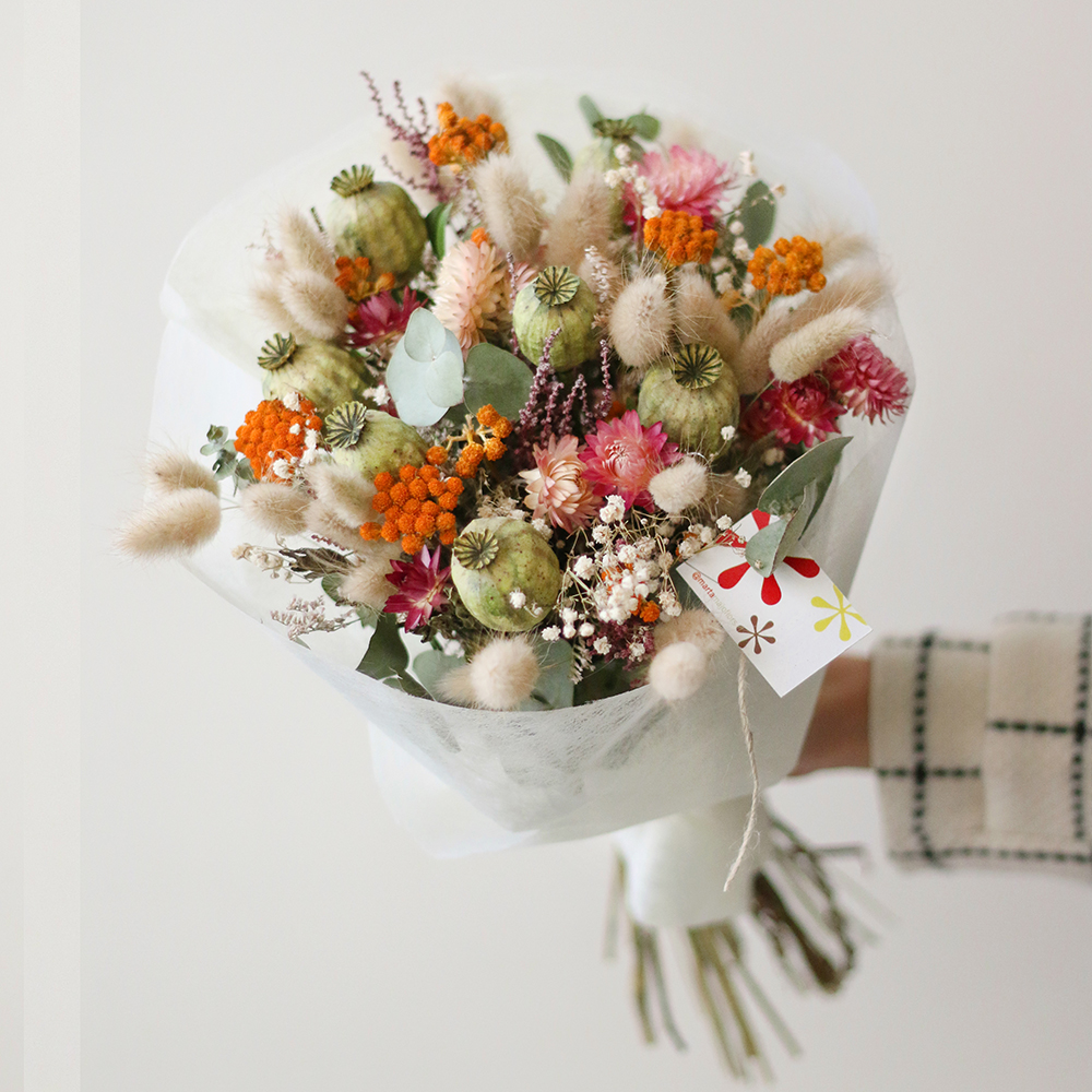 ramo flor liofilizada martamajo flors barcelona sant feliu de llobregat floristeria regalo