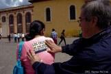 campaña contra los feminicidios en San Cristóbal de Las Casas