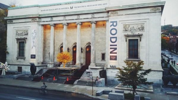 Fine Arts Museum Montreal
