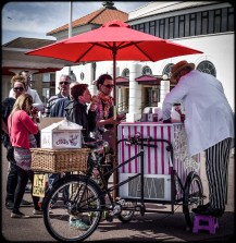 2016 Jack in the Green Ice Cream Cart small