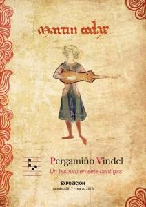 Marta Quintana inagura la exposición do Pergamiño Vindel