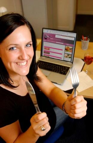 Bev Freeman of Infoserve with eatsomewhere.com
