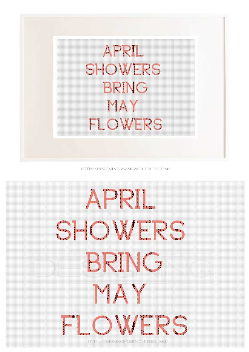 DesigningbyMSR- APRIL-SHOWERS.2014