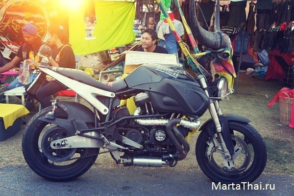 Burapa Pattaya Bike Week