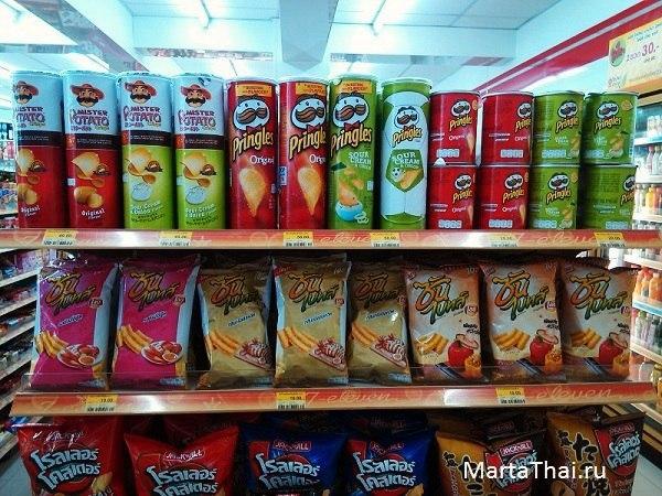 7 Eleven Таиланд