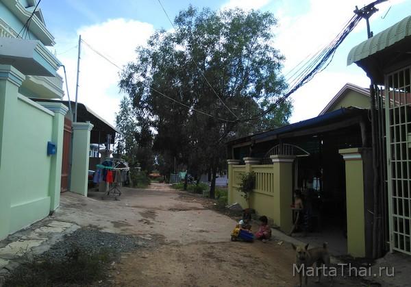 жилье камбоджа